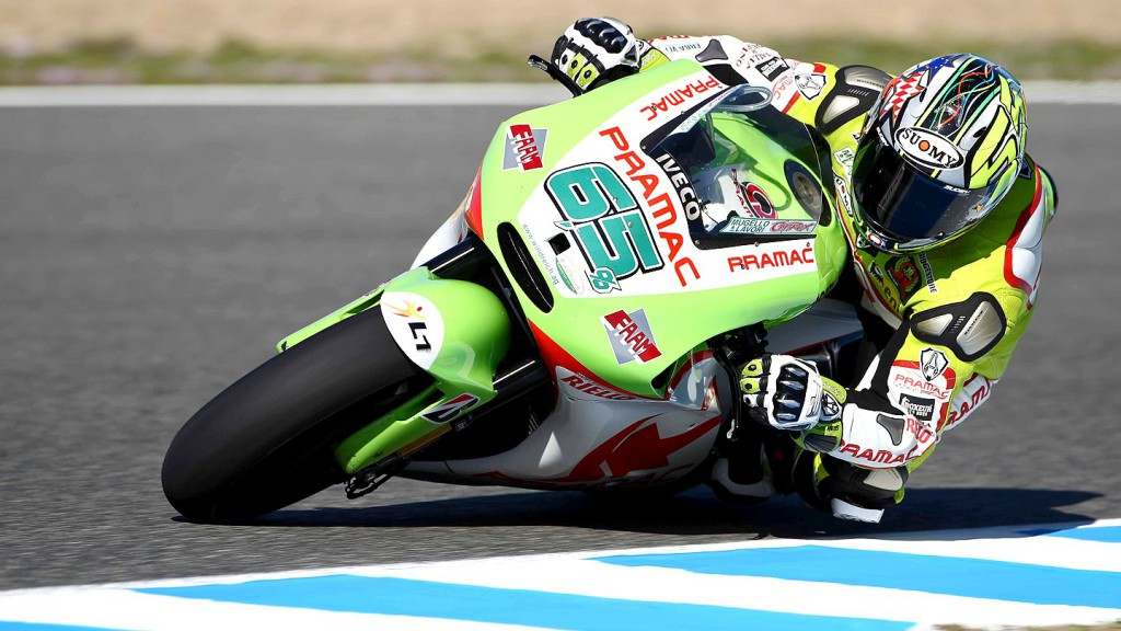 Loris Capirossi, Pramac Racing Team, Jerez FP2