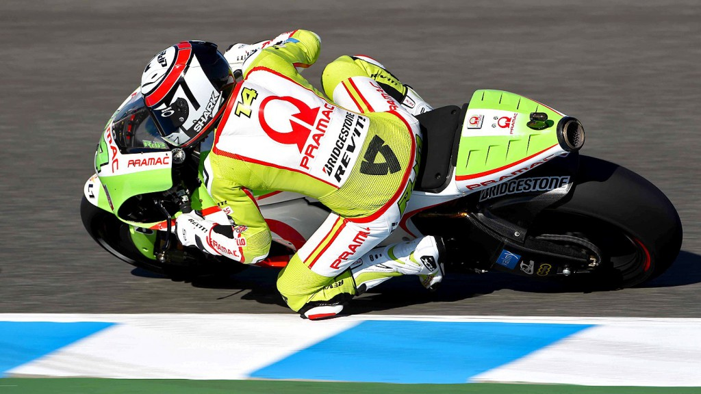 Randy de Puniet, Pramac Racing Team, Jerez FP2