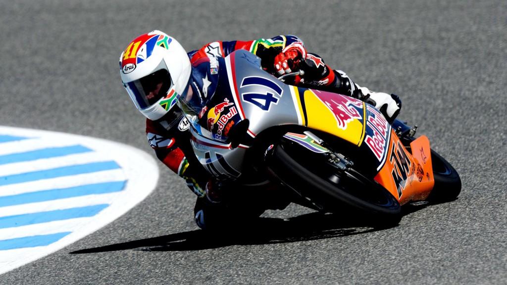 Brad Binder, Red Bull MotoGP Rookies Cup, Jerez Circuit