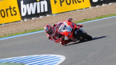 Nicky Hayden, Ducati Team, Jerez FP2