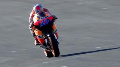 Casey Stoner, Repsol Honda Team, Jerez FP1