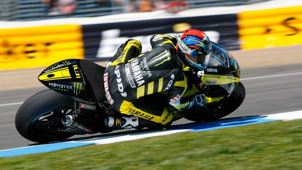 Colin Edwards, Monster Yamaha Tech 3, Jerez QP
