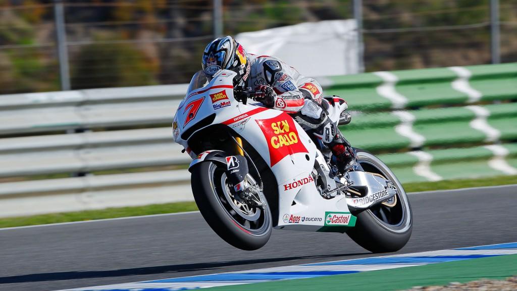 Hiroshi Aoyama, San Carlo Honda Gresini, Jerez QP