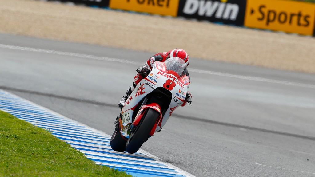 Hector Barbera, Mapfre Aspar Team MotoGP, Jerez QP