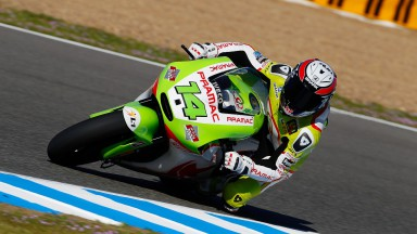 Randy de Puniet, Pramac Racing Team, Jerez QP