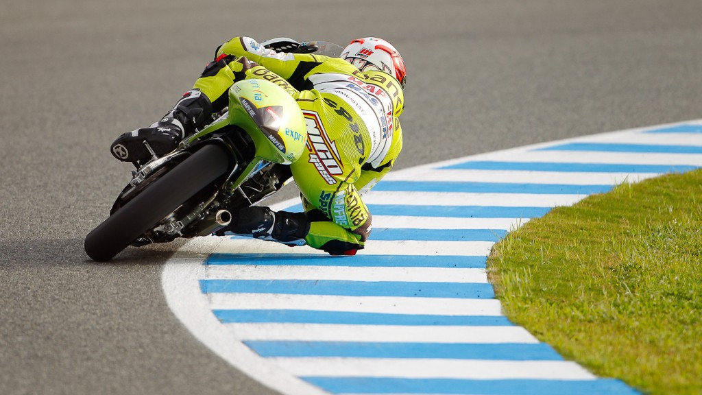 Nico Terol, Bankia Aspar Team, Jerez QP