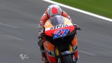 Jerez 2011 - MotoGP - QP - Highlights