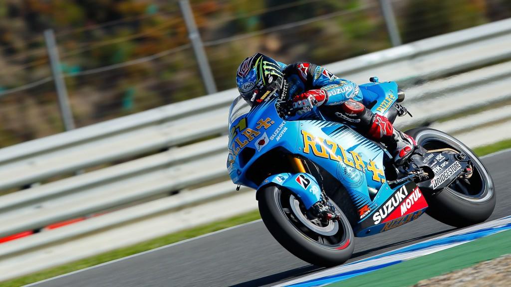 John Hopkins, Rizla Suzuki MotoGP, Jerez QP