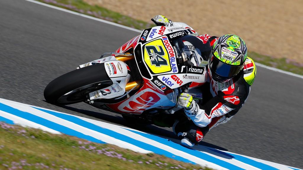 Toni Elias, LCR Honda MotoGP, Jerez QP