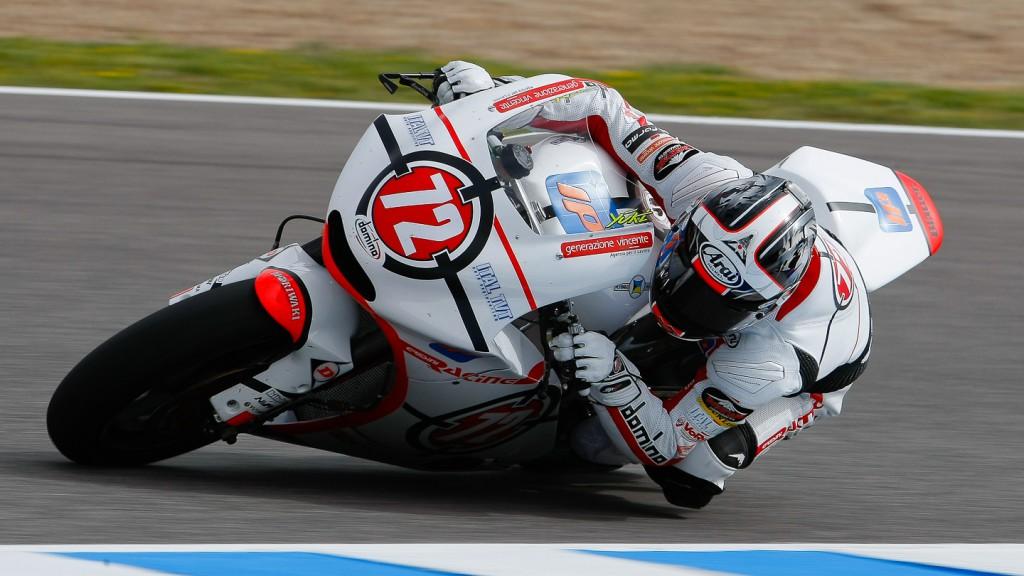 Yuki Takahashi, Gresini Racing Moto2, Jerez FP3