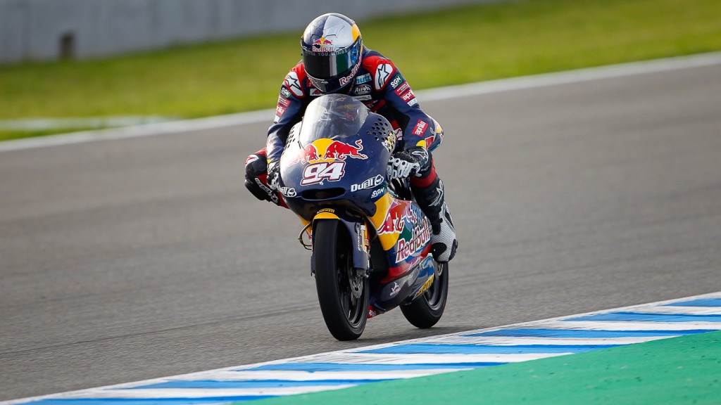 Jonas Folger, Red Bull Ajo MotorSport, Jerez FP3