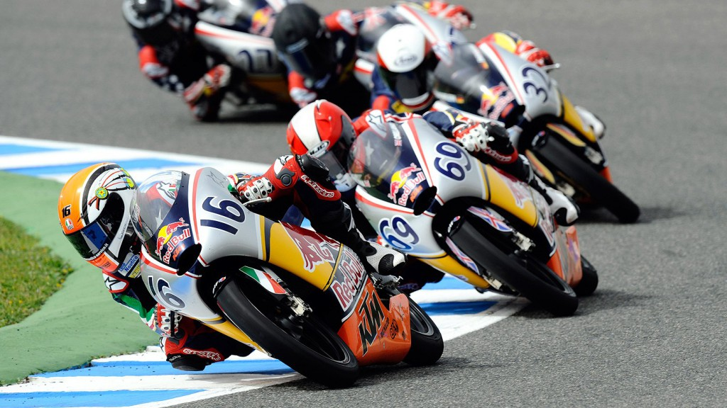 Red Bull Rookies Cup, Jerez