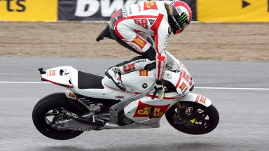 Marco Simoncelli, San Carlo Honda Gresini, Jerez Race - by Juan Carlos Toro del Rio