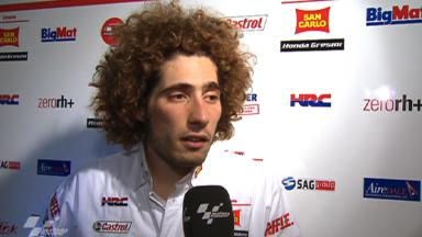 Simoncelli on Jerez disappointment