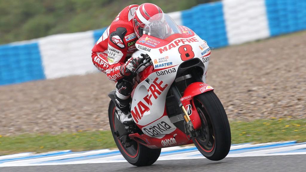 Hector Barbera, Mapfre Aspar Team MotoGP, Jerez Race