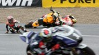 Jerez 2011 - MotoGP - Race - Action - Rossi & Stoner - Crash