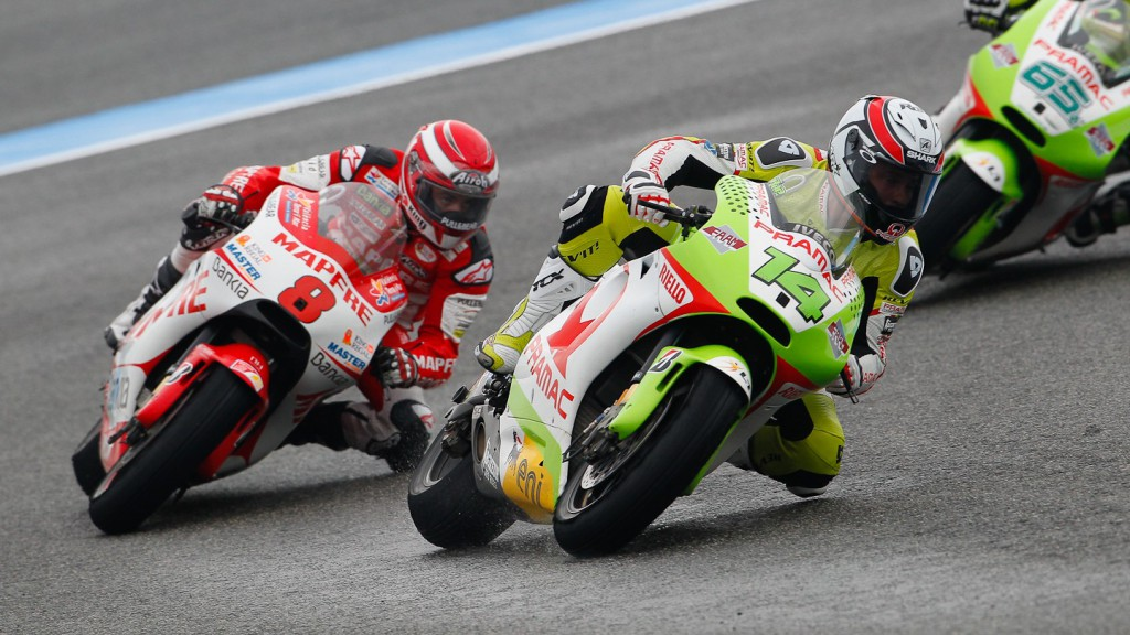 Randy de Puniet, Pramac Racing Team, Jerez Race