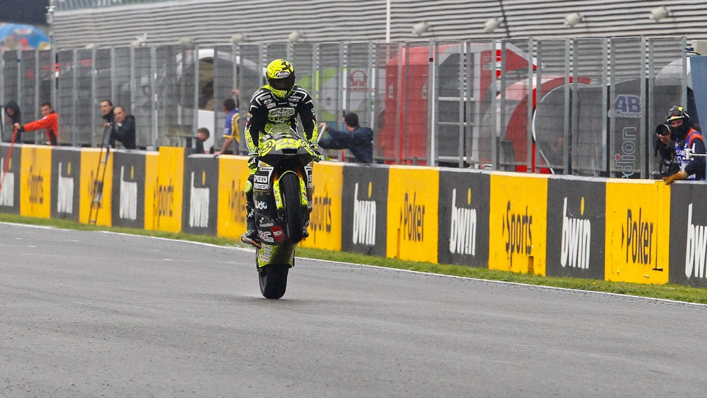 Andrea Iannone, Speed Master, Jerez Race