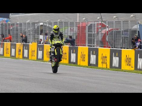 MotoGP 2011 Jerez Moto2 Iannone