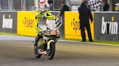 Nico Terol, Bankia Aspar Team, Jerez Race