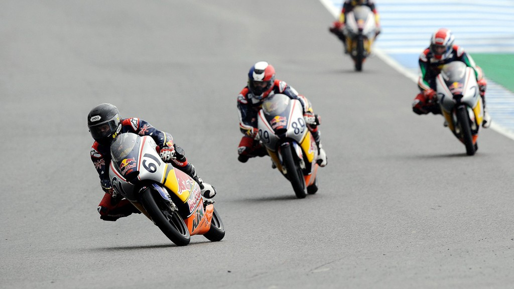 Arthur Sissis, Red Bull Rookies Cup, Jerez
