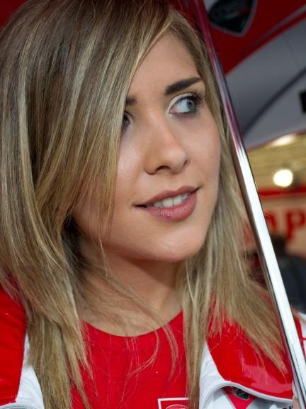 Paddock Girls, Gran Premio bwin de España