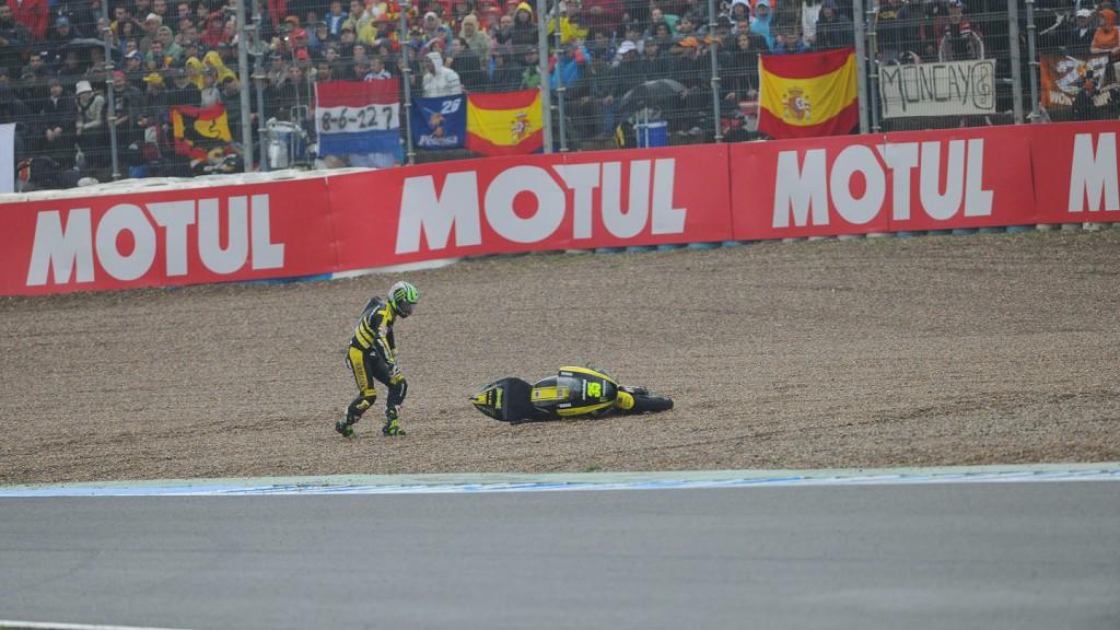 Cal Crutchlow, Monster Yamaha Tech 3, Jerez Race