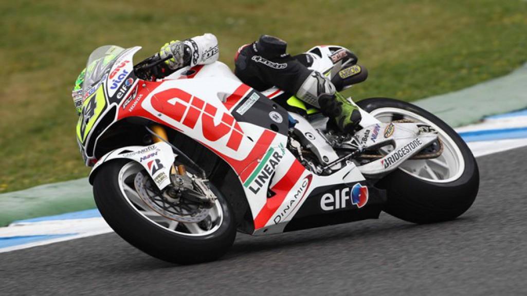 Toni Elias, LCR Honda MotoGP, Jerez Race