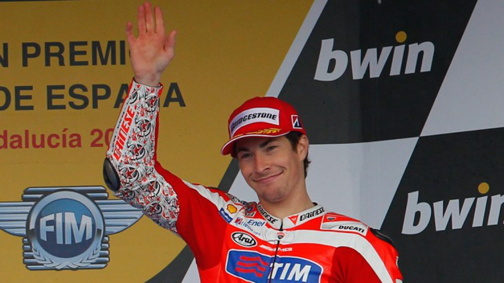 Nicky Hayden, Ducati Team, Jerez Race