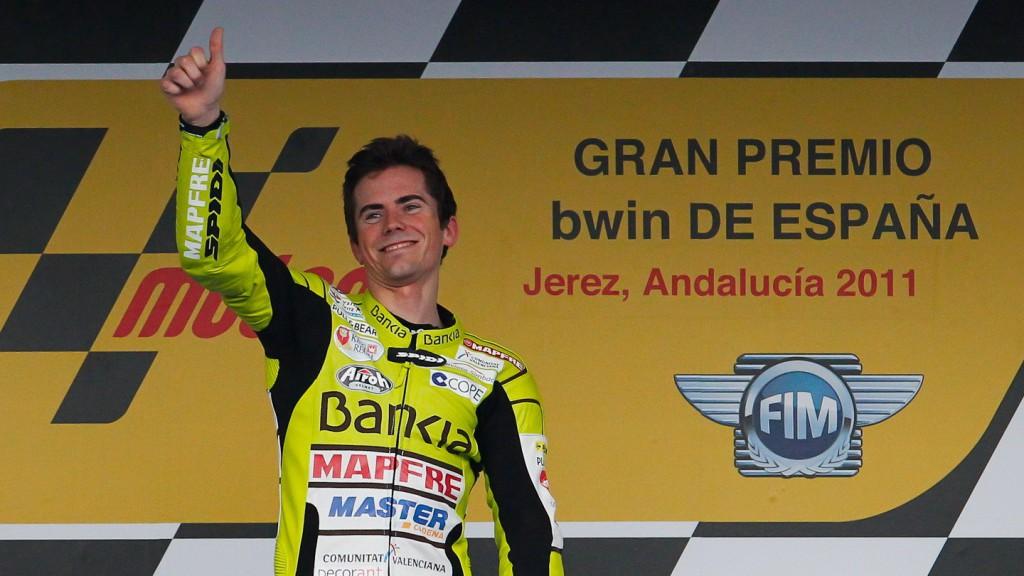 Nico Terol, Bankia Aspar Team 125cc, Jerez Race