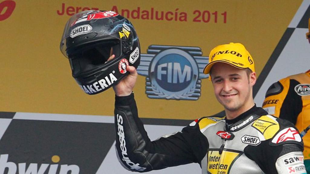 Thomas Luthi, Interwetten Paddock Moto2, Jerez Race