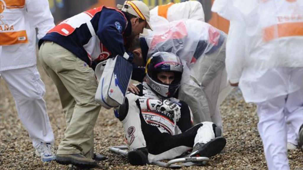 Luis Salom, RW Racing GP, Jerez Race