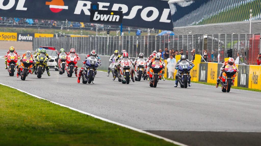 MotoGP, Jerez Race