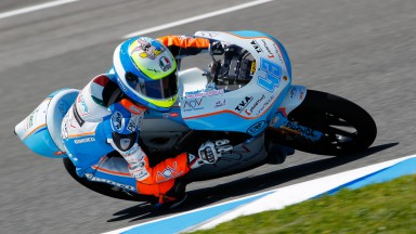 Francesco Mauriello, WTR-Ten10 Racing, Jerez Circuit