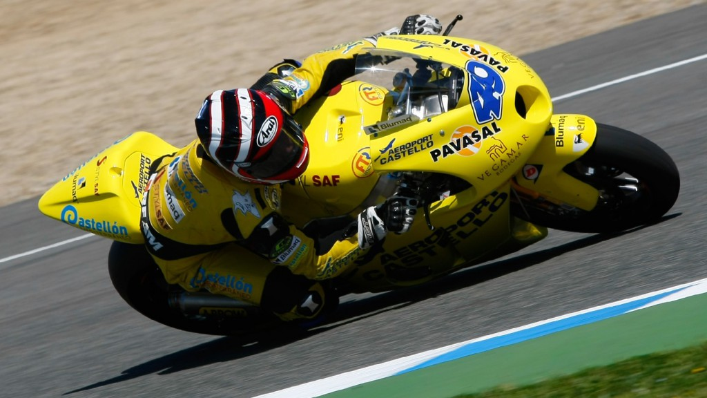 Kev Coghlan, Aeroport de Castello, Jerez Circuit