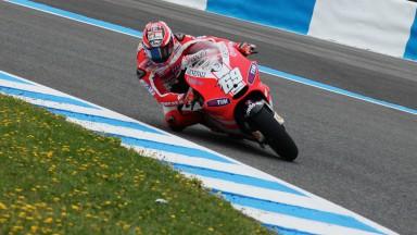 Nicky Hayden, Ducati Desmosedici GP12, Jerez Circuit
