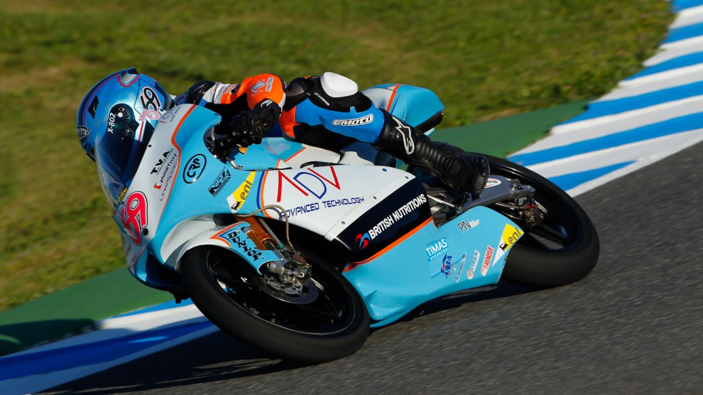 Sarath Kumar, WTR-Ten10 Racing, Jerez Circuit