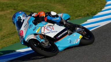 Sarath Kumar, WTR-Ten10 Racing, Jerez Circuit
