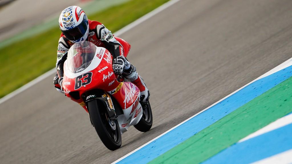 Zulfahmi Khairuddin, AirAsia-Sic-Ajo, Jerez Circuit