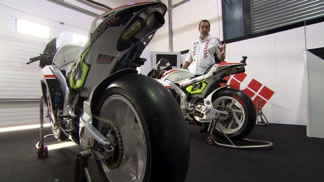 MotoGP Glossary: Rear Suspension