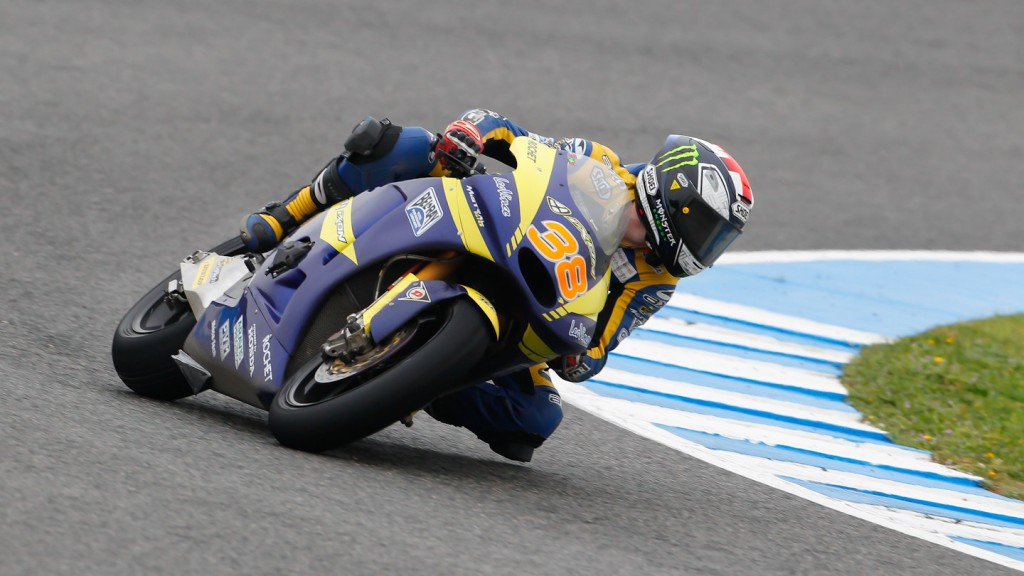 Bradley Smith, Tech 3 Racing, Jerez Race