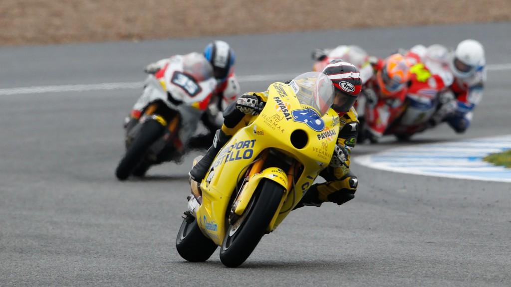 Kev Coghlan, Aeroport de Castello, Jerez Race