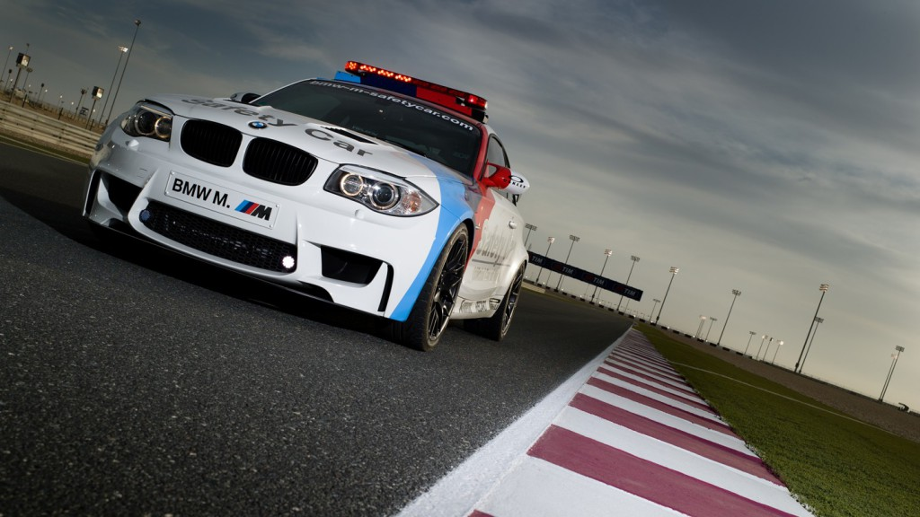 2011 BMW M Official MotoGP Safety Car