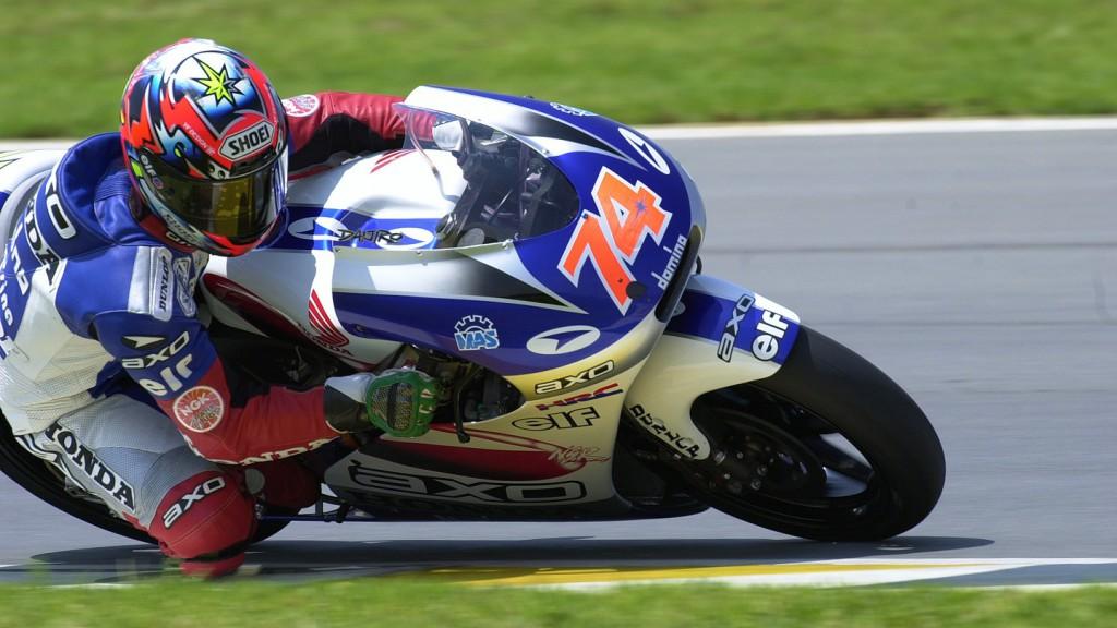 Daijiro Kato, Welkom Circuit, 2000