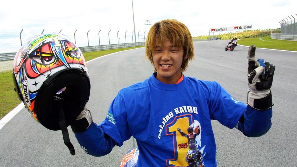 Daijiro Kato, Sepang Circuit, 2001