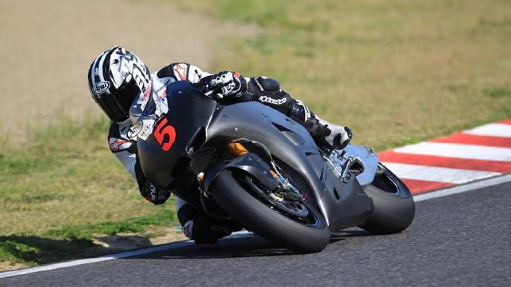 Honda 2012-spec MotoGP prototype