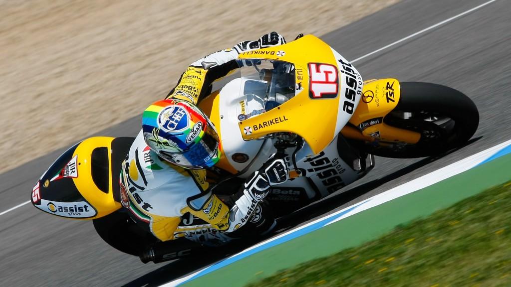Alex De Angelis, JIR Moto2