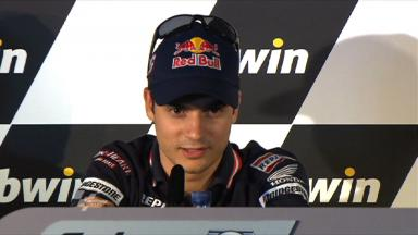 Estoril 2011 - MotoGP -  Preevent - Pressconference - Dani Pedrosa