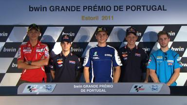 bwin Grande Premio de Portugal Pre-event Press Conference