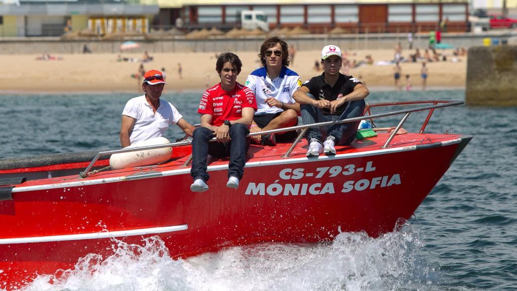 Abraham, Simon, Oliveira, Estoril